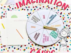 ART EXPERIENCE - Theme: 'IMAGINATION'