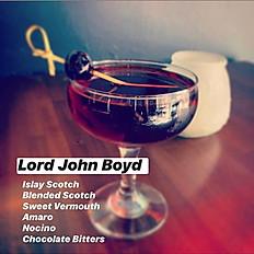 LORD JOHN BOYD