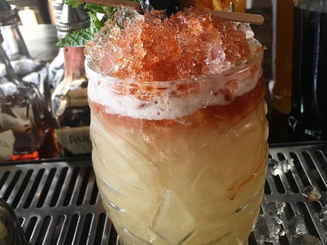 We're on island time with this Tiki Tues