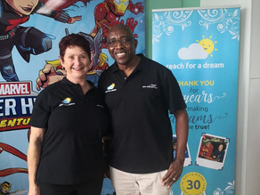 "New ""Travel Dream Room"" opened for kids and parents at Joburg Gen"