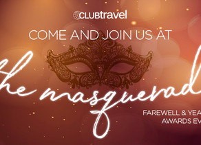The Masquerade - Cape Town