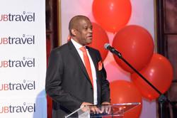Awards evening 2017 - Jerry Mabena