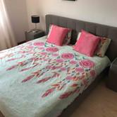 Slaapkamer 1 Lavendel