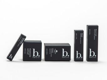 STE Unit Carton in black craft card