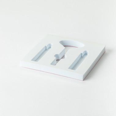 EVA Cut-out Insert (White)