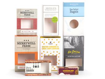 Gourmet Folding Carton