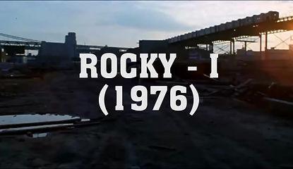 Classic Rocky!