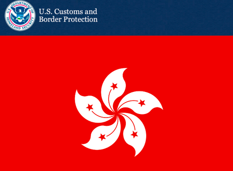 Customs Updates: Additional 45-day Compliance Period for Hong Kong Normalization Executive Order