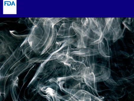 General Enforcement Discretion Re: Sept. 9 Premarket Tobacco Applications