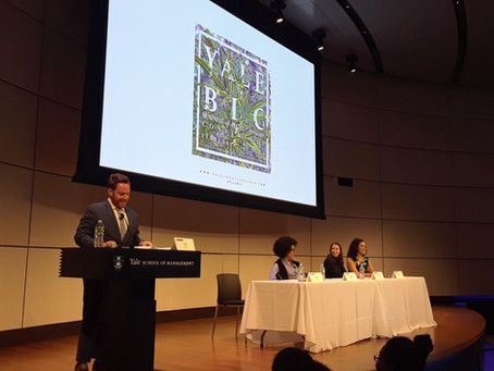 Deanna Participates in Yale University's 1st Cannabis Conference