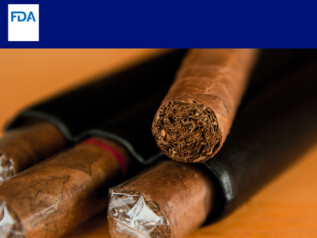 FDA's Center for Tobacco Products' Statement on Premarket Authorization for Premium Cigars