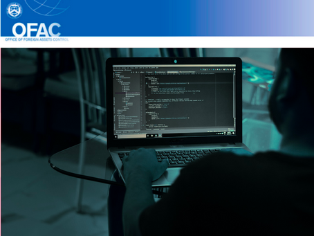 OFAC Publication of Ransomware Advisory
