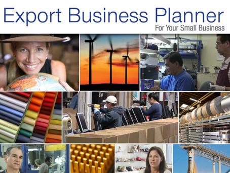 SBA's Interactive Export Business Planner