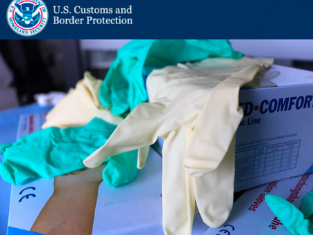 Guidance for Exporters with a Surplus of Medical Supplies and Equipment