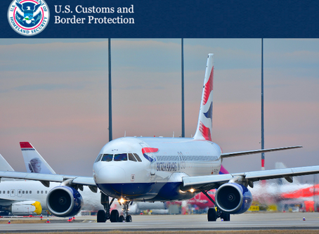 Customs Updates: Modification of § 301 Action: U.S. WTO Rights in Large Civil Aircraft Dispute