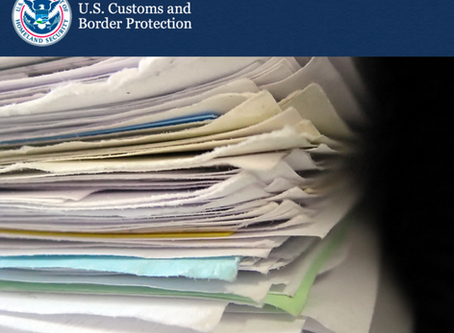 Customs Updates: FDA FEI and D&B Portals are Available for Use
