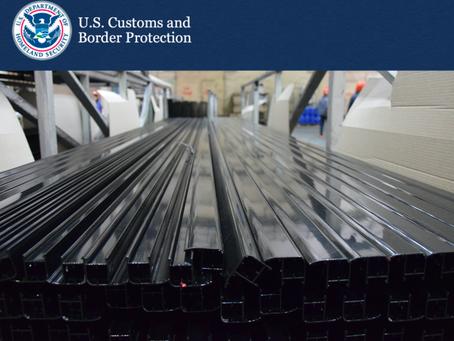 Customs Updates: Update about the Commerce Aluminum Import License Program
