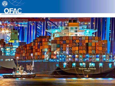 OFAC Updates Week 5/11/20