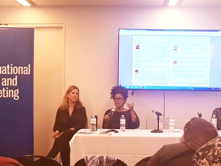Deanna Participates in Faculty Publication Event at NYC's F.I.T.