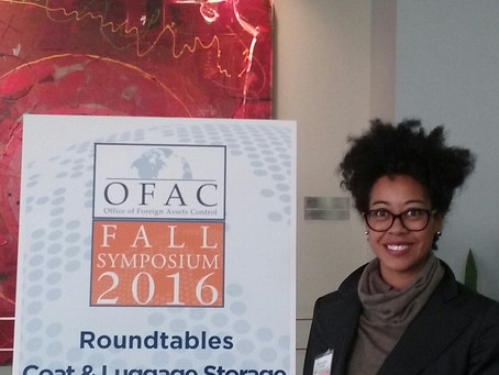 US Government Sanctions and the 2016 OFAC Conference