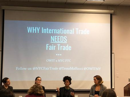 Highlighting Fair Trade Principles  in International Trade
