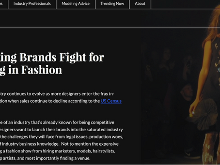 Fashion Entrepreneurs & Their Challenges