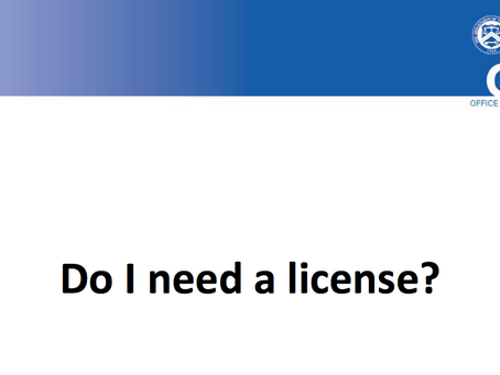 When is an OFAC License Not Required?