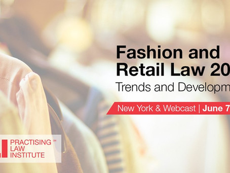Calling all Fashion Lawyers, Retailers, Designers, and Enthusiasts!