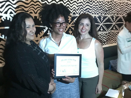 """Global Women's Organization Recognizes Deanna as """"Member of the Year"""""""