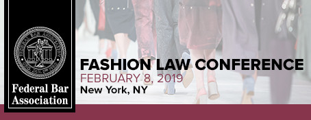 Deanna Speaking at 2019 Federal Bar Fashion Law Conference