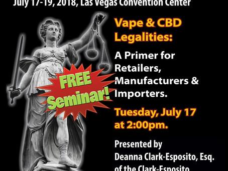 Join Me Next Week in Las Vegas!