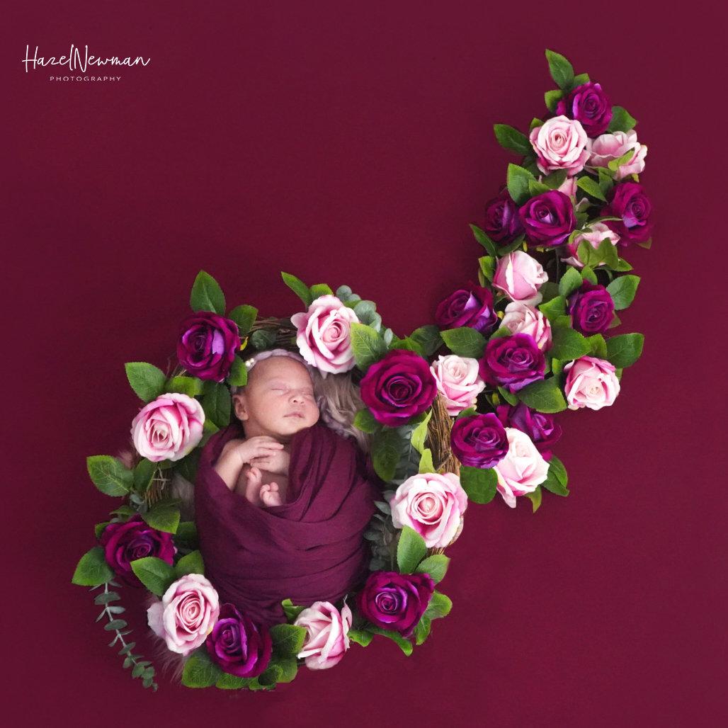 Sesión Recién Nacido/ Newborn PAQUETE A