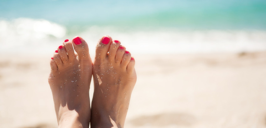 Why you should check your feet this summer!