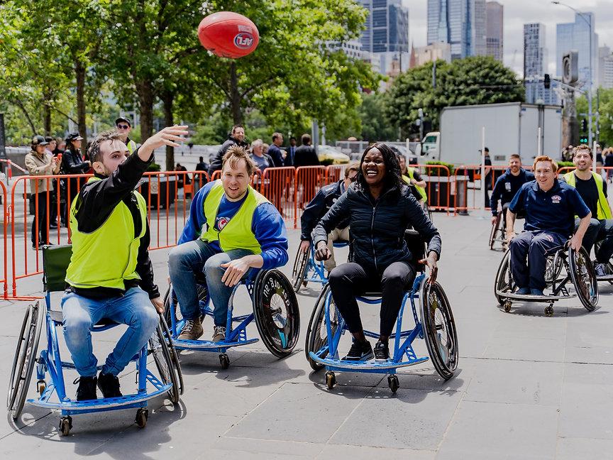 Disability Sport & Recreation Festival 2019