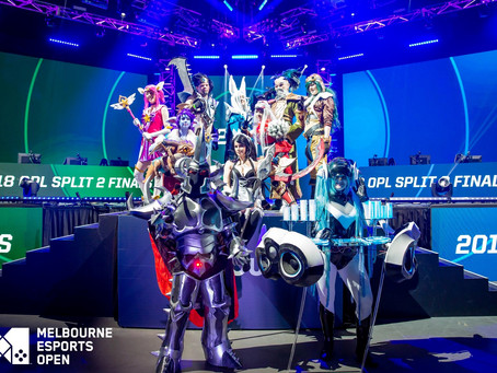 How brands gained results from the Melbourne Esports Open