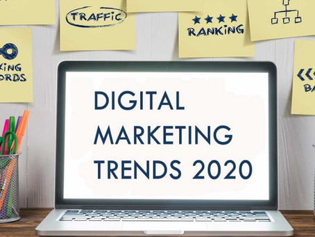 2020 Marketing trends you can't ignore