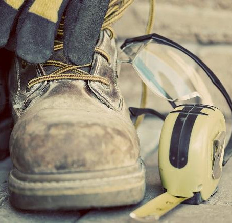 Why you should get your work boots properly fitted: Meet Luke