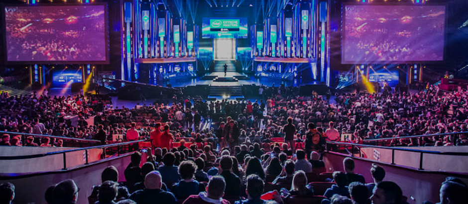 IEM has arrived and so has ESports in Sydney