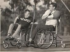 DSR History Wheelchair Basketball