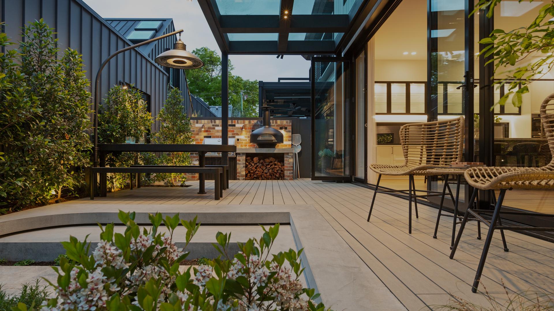 The Block 2020 | House 2 Landscape