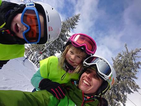 Jsme lyžařská a snb akademie