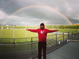 #Regenbogen 🌈_#widdersdorfbleibtstabil