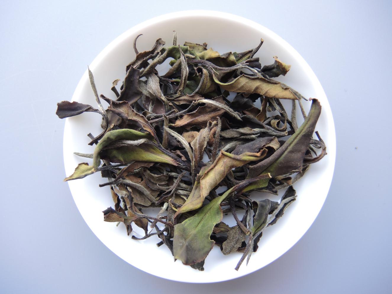 Lishan té blanco
