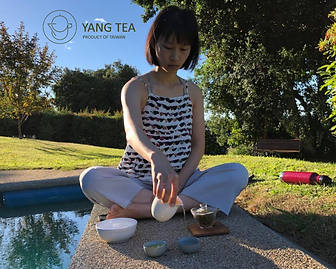 Yan Tea Sirviendo té de forma tradicional