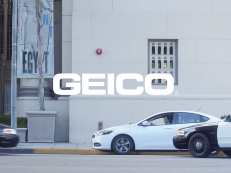 So Little Time; So Much Story - Geico Spot