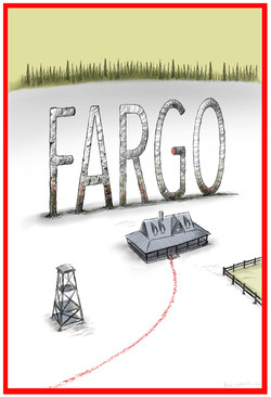 Book cover - Fargo