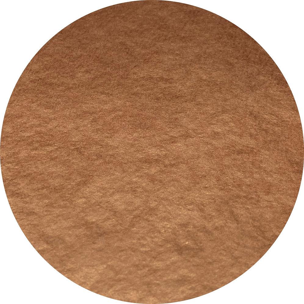 Effekt Wandfarbe Bronze Metallic: Seidenpapier Premium [Metallic Effekt]