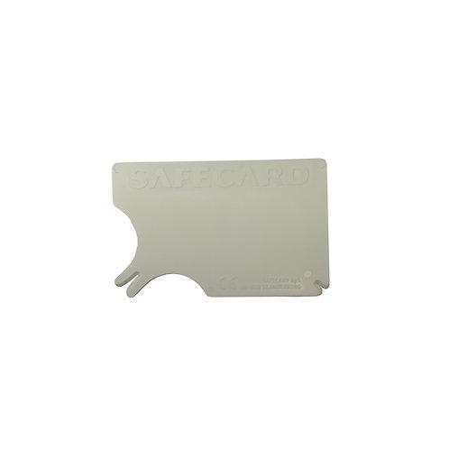 Zeckenkarte [Weiß]