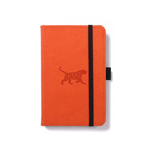 Dingbats A6 Pocket Notizbuch [Orange/Tiger]