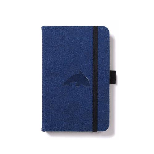 Dingbats A6 Pocket Notizbuch [Blau/Wal]